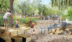 Tulsa's Gathering Place park donations total over $100 million