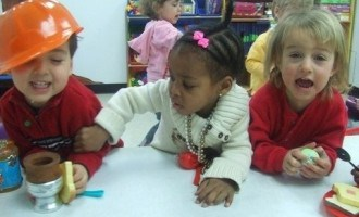 Why Preschool Can Save the World