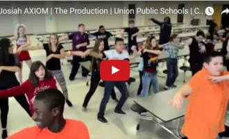 Union students 'Head of my Class' in online video