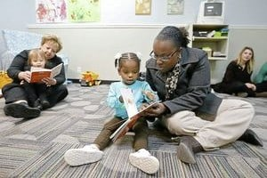 'Talking is Teaching' event focuses on early childhood literacy