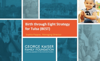 Download Webinar: Birth through Eight Strategy for Tulsa (BEST) Overview